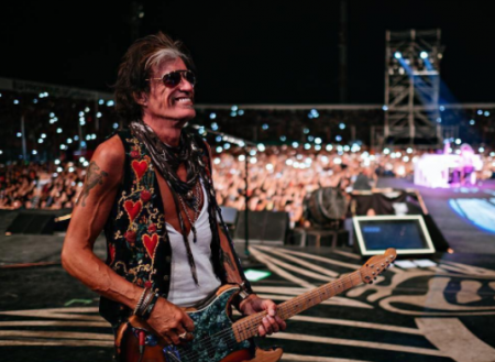 Aerosmith's Joe Perry will receive the Les Paul Award at 32nd Annual NAMM TEC Awards in 2017