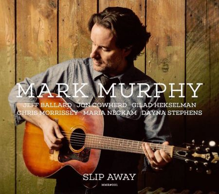 N.J.-based singer-guitarist Mark Murphy emerges with a new album featuring four original compositions and rearranged covers of songs by the