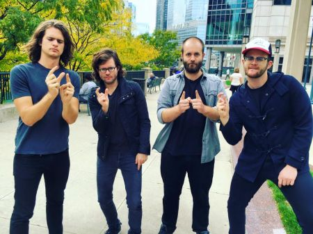 Jesse of the KONGOS talks to AXS during their American fall tour.