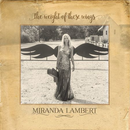 "Miranda Lambert releases a song called ""Keeper of the Flame"" from her upcoming The Weight of These Wings."