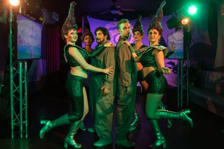 """Wild Women of Planet Wongo"" is a funny, immersive, musical that was inspired by science fiction movies."