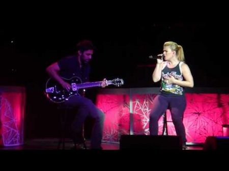 Kelly Clarkson releases tour fan requests 'You Don't Know Me' and 'I'll Stand By You'