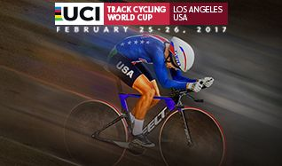 2017 UCI Track Cycling World Cup - SESSION 3 tickets at StubHub Center in Carson