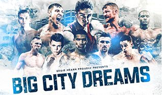 A Night of Championship Boxing tickets at The SSE Arena, Wembley in London
