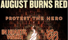 August Burns Red tickets at PlayStation Theater in New York