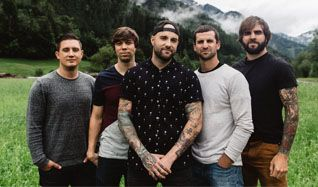 August Burns Red tickets at The National in Richmond