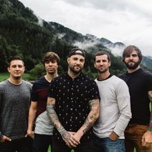 August Burns Red tickets at The NorVa in Norfolk