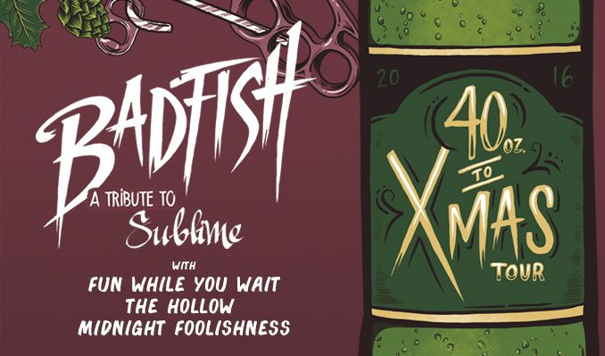 Badfish - A Tribute to Sublime tickets at Starland Ballroom in Sayreville