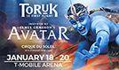 Cirque du Soleil - TORUK: The First Flight tickets at T-Mobile Arena in Las Vegas