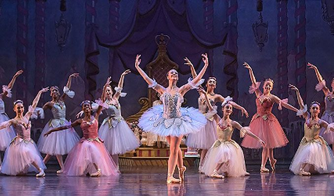 Gwinnett Ballet Theatre presents The Nutcracker