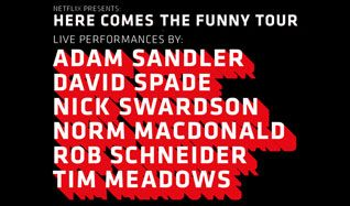 Here Comes The Funny Tour tickets at Microsoft Theater in Los Angeles
