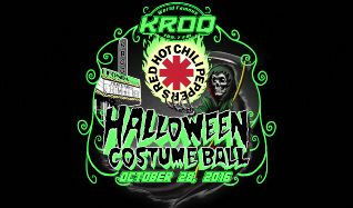 KROQ's Halloween Costume Ball with Red Hot Chili Peppers & Jeremiah Red tickets at Fonda Theatre in Los Angeles