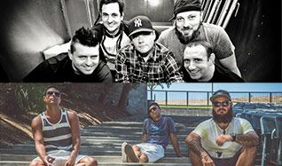 Less Than Jake & Pepper tickets at Rams Head Live! in Baltimore