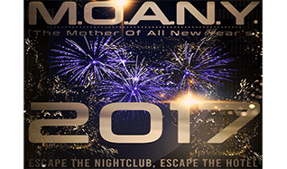 M.O.A.N.Y. (Mother of All New Years) tickets at The Regency Ballroom in San Francisco