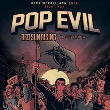 Pop Evil tickets at Starland Ballroom in Sayreville