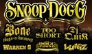Puff Puff Pass Tour Part 2 Featuring Snoop Dogg and Friends tickets at Microsoft Theater in Los Angeles