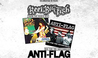 Reel Big Fish & Anti-Flag tickets at Royal Oak Music Theatre in Royal Oak
