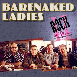 the ribbon ii featuring barenaked ladies fri jan 13 2017 show 8 30 pm
