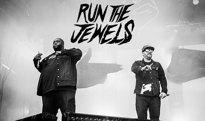 Run The Jewels: Run The World Tour tickets at Showbox SoDo in Seattle