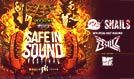 Safe In Sound Halloween Festival tickets at Arvest Bank Theatre at The Midland in Kansas City
