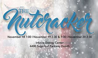 Southern Ballet Theatre presents 'The Nutcracker' tickets at Infinite Energy Theater in Duluth