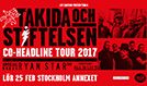 tAKiDA & Stiftelsen tickets at Annexet in Stockholm