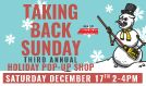 Taking Back Sunday Holiday Pop-Up Shop 2016 tickets at Starland Ballroom in Sayreville