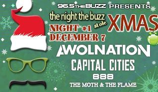 The Night The Buzz Stole Xmas tickets at Arvest Bank Theatre at The Midland in Kansas City