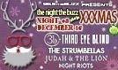 The Night The Buzz Stole XXXmas tickets at Arvest Bank Theatre at The Midland in Kansas City