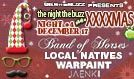 The Night The Buzz Stole XXXXmas tickets at Arvest Bank Theatre at The Midland in Kansas City