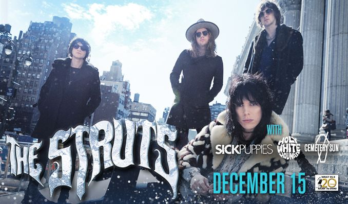 The Struts tickets at Starland Ballroom in Sayreville