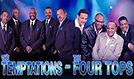 The Temptations & The Four Tops tickets at Keswick Theatre in Glenside