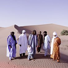 Tinariwen tickets at Fonda Theatre in Los Angeles