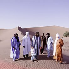 Tinariwen tickets at Royale in Boston