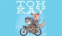 An Evening with Toh Kay  (Tomas of Streetlight Manifesto) tickets at The Showbox in Seattle