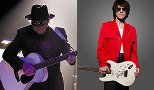 Van Morrison & Jeff Beck tickets at The O2 in London
