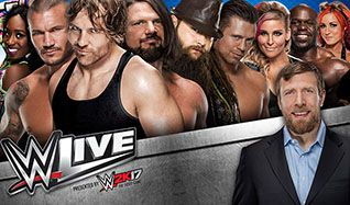 WWE Live tickets at Motorpoint Arena Cardiff in Cardiff