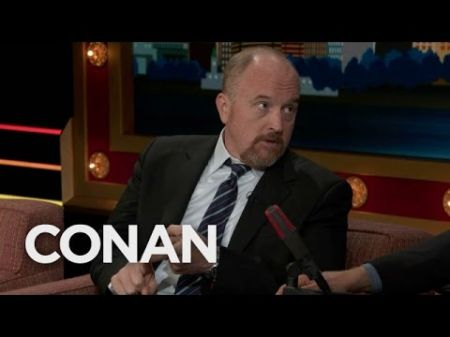 Watch: Louis C.K. shares why he's voting for Hillary Clinton