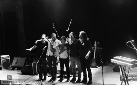Fruition takes a bow at the Ogden Theatre in Denver.