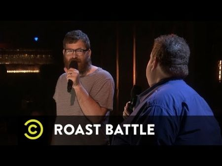 Jeff Ross to bring 'Roast Battle II' to Comedy Central