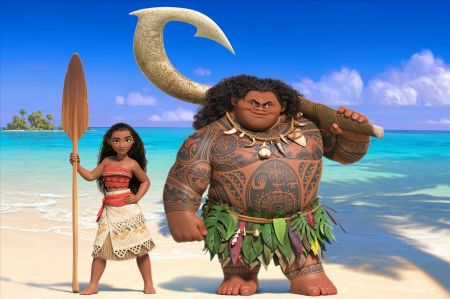 Movie review: 'Moana,' 'Nocturnal Animals' headline new Thanksgiving week openings