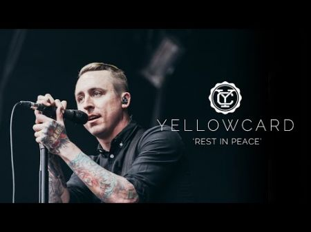 Yellowcard announce their final two shows ever