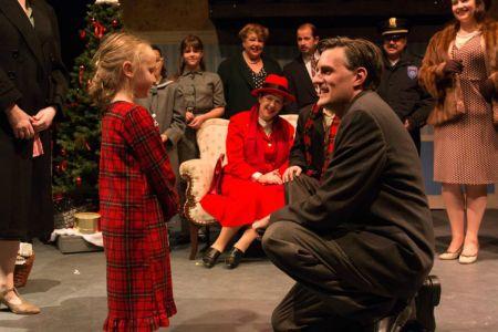Lakewood Playhouse Welcomes Christmas Season With Lovely 39 Wonderful Life 39 Axs