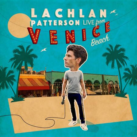 Review: Lachlan Patterson brings the funny on 'Live from Venice Beach'