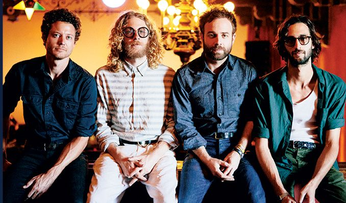An Evening with Dawes tickets at The Showbox in Seattle