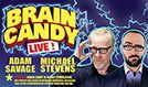 Brain Candy Live! with Adam Savage and Michael Stevens tickets at Majestic Theatre in Dallas