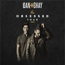 Dan + Shay tickets at Arvest Bank Theatre at The Midland in Kansas City