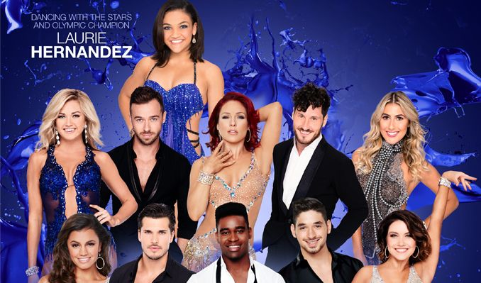 Dancing With the Stars: LIVE!  tickets at Count Basie Theatre in Red Bank