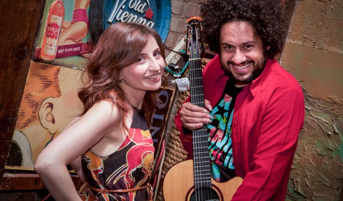 Diego Figueiredo & Chiara Izzi