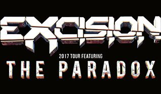 Excision tickets at 1STBANK Center in Broomfield